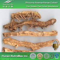 Top Quality Anemarrhenae Root Extract Powder 5:1 10:1