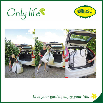 Onlylife Heavy Duty Reusable& Reinforced Garden Waste Bag With Handles