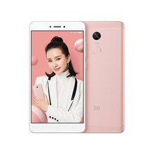 New Original Xiaomi Note4 X Redmi Note 4X 3GB RAM 16GB ROM Dual SIM 5.5 inch Snapdragon 625 4G LTE Smart Phone 4G Mobile Phone