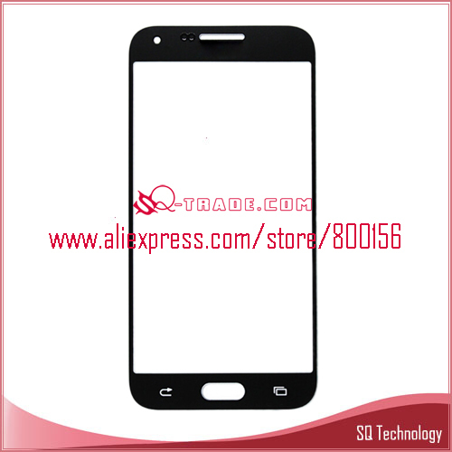 Mobile Phone Glass Lens for Samsung E5