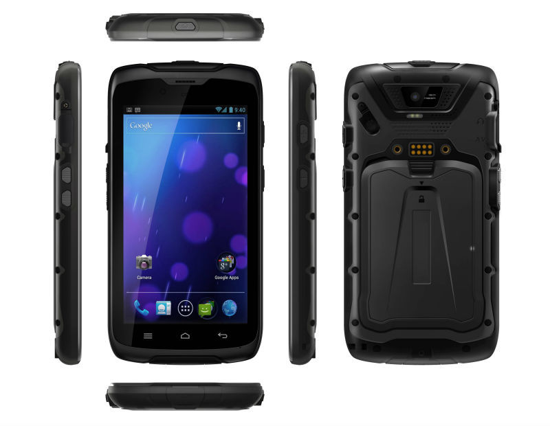 Highest - configuration 5.3 inch IPS HD screen 1280*720 Pixel waterproof shockproof dustproof cell phone with NFC function
