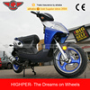 50cc, 125cc EEC, E-Mark Approved Cheap Street Legal Moped Scooter For Sale