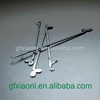 Textile Machinery Spare Parts Manufacturer & hand driven flat knitting needles