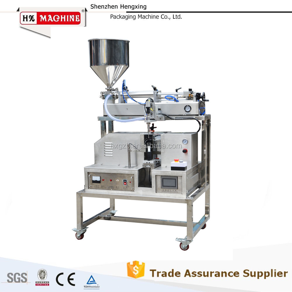 New Cheaper Tubes Filling Ultrasonic Sealing Machine
