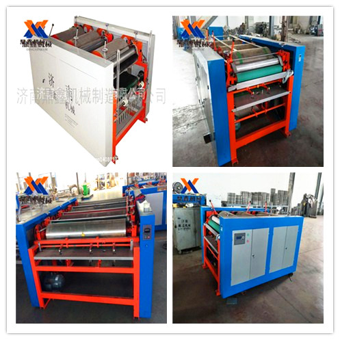 Automatic digital Front and back bag printing machine
