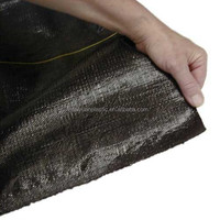 PP landscape ground cover / geotextile ground mat / weed control fabric