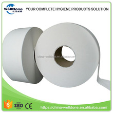 Eco Friendly Cheap Jumbo Roll Tissue Paper for Hygiene Products Materials