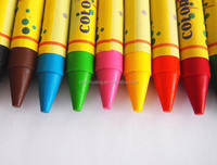 high quality non-toxic colors oil pastel wax crayon safety for kids-DH0212C