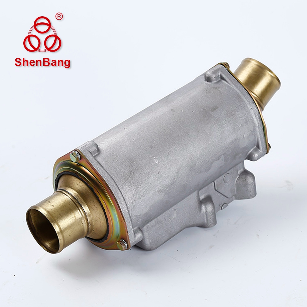 Cooler type wholesale heat exchanger oil cooler for SCANIA engine cooling system core