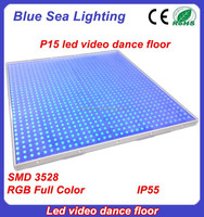 Portable disco light up cheap used led dance floor for sale