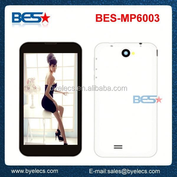 The cheapest smart phone 6 inch phone call jelly bean with sim card mtk6577 tablet