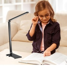 Eye Protection Foldable LED luxury table lamp For Children