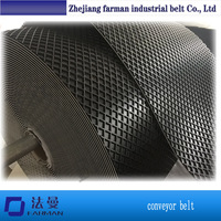 Conveyor Belt for sanding machine,ribbed rubber sheet