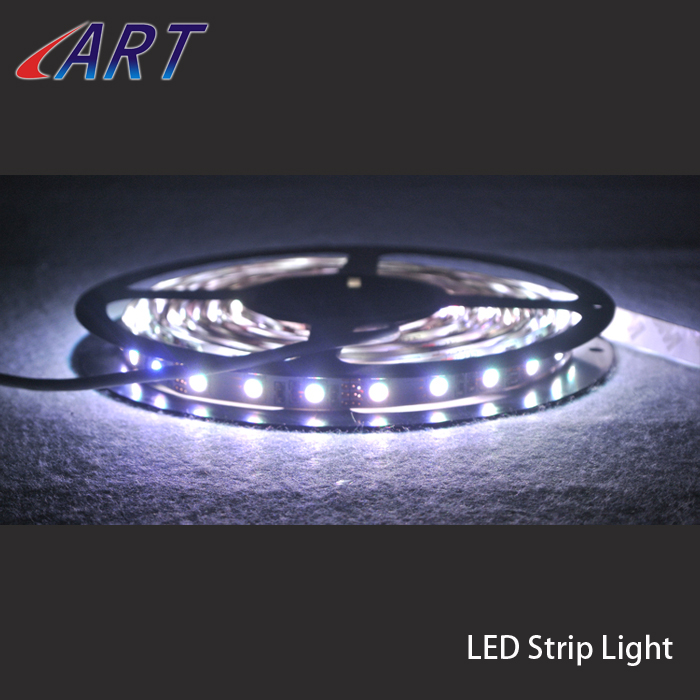 Good Quality RGBW side emitting 9v led waterproof 2 pin led strip light connector