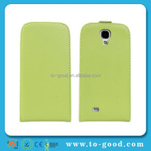 Alibaba China Leather Phone Case For Samsung Galaxy S4 Mini,For Samsung S4 Mini Phone (Green)