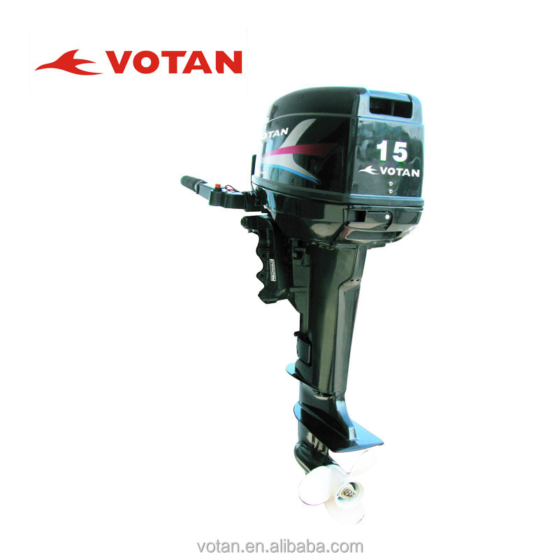 Votan outboard motor 2 stroke 15hp hot sale buy for 10 hp outboard motors for sale