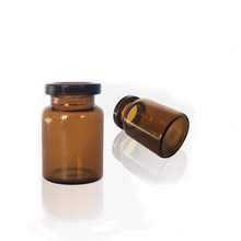 New Different Disposable Screw Amber Glass Vials