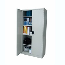 Waterproof india steel 2 door kd bedroom wardrobe