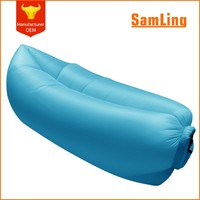 Wholesale Outdoor Inflatable Lounger Sleeping Air
