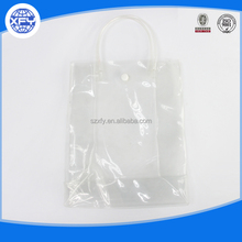 Factory supply custom design cheap shopping food packaging plastic gift bag