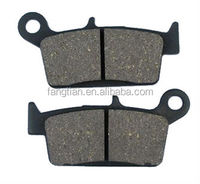 Best Quality Non-asbestos HYOSUNG Motorcycle Brake Pads