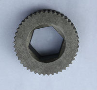 ratchet wheel precision steel casting OEM China casting manufacturer