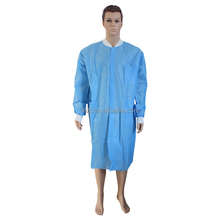 Disposable Healthcare Protective Apparel Multi Layer SMS Lab Coat