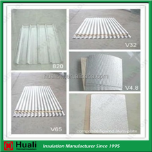 smooth/embossed/corrugated/tiled aluminum cladding for pipe industry insulation and building construction