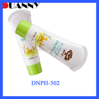 PLASTIC SILK PRINTED COSMETIC TUBE PACKAGING,SILK PRINTED COSMETIC TUBE