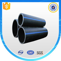 HDPE Types of Plastic Gardening Water Pipe Price for Water Supply