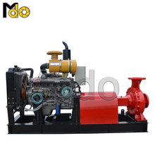 1500hp motor and diesel engine horizontal fire pump for sale
