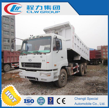Best price China brand new CAMC 6x4 30 tons dump trucks sale