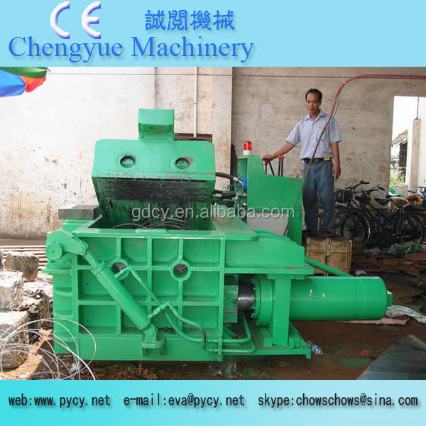 alibaba express metal baler machines for sale made in p.r.c.