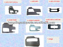 for heavy duty truck mercedes benz body parts truck bumper