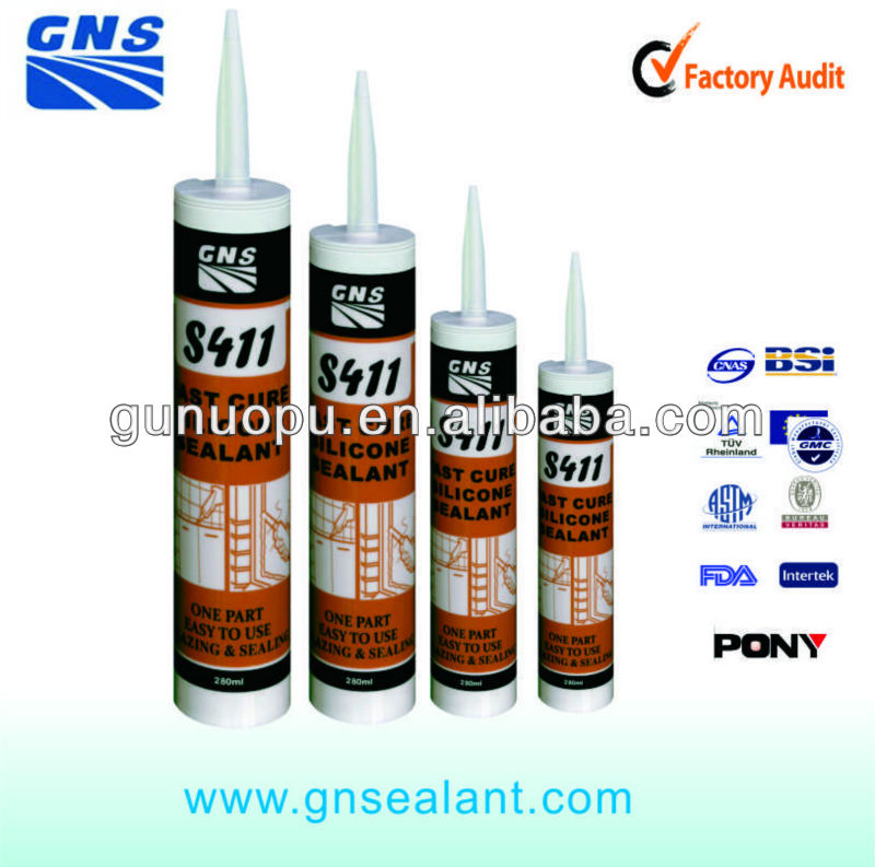 good-sell meta brown silicone sealant product