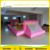 high quality Plato 0.6mm or 0.9mm PVC tarpaulin fun outdoor Inflatable Football Field