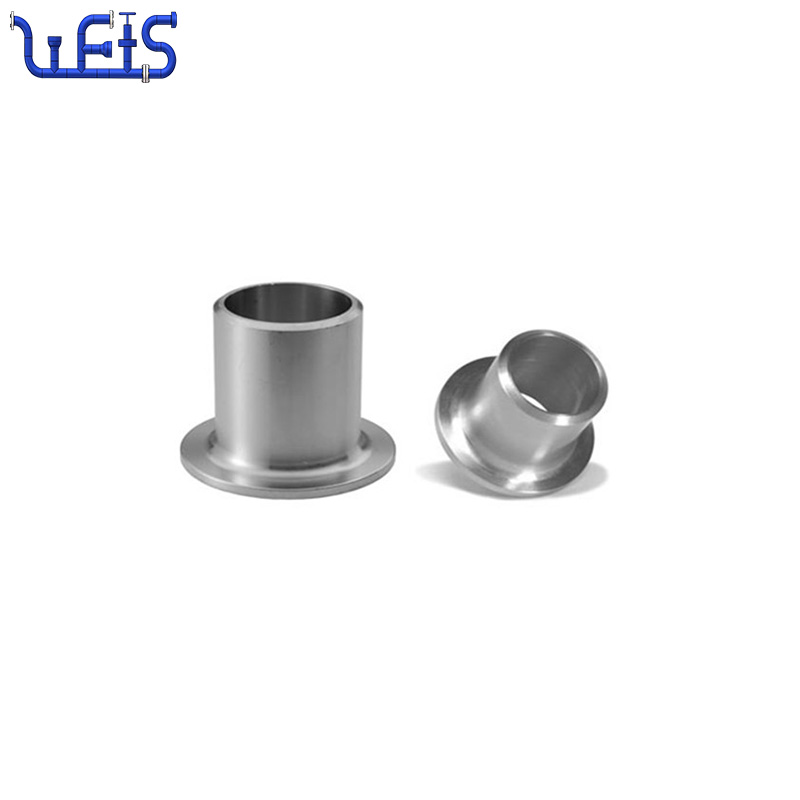 Stainless steel ASME B16.5 pipe flange stub end