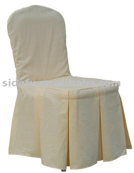 Wedding Chair Cover,Banquet Chair Cover,Hotel Chair Cover (SDF-CC015)