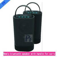 Newly bluetooth speaker with handle for carry