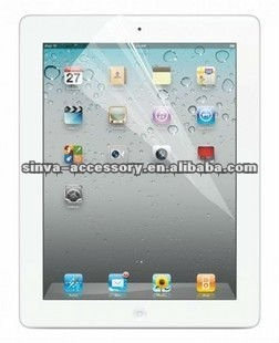 FOR ipad3/2 Matte/Anti-glare removable Screen Protector