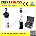 Manual Hoist for roof truss system easy to assemble!