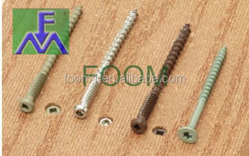 China Composite Decking Screws