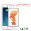 3700mah External Wireless Battery Backup Charger case power bank mobile