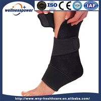 2016 new products Ankle support Compression Support Foot Brace plastic ankle brace waterproof ankle brace with zip