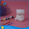 DIY Ceramic Bear Shape Bisque Paint