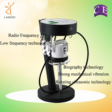 5 in 1 multi-technologies [rotating ultrasonic wave, vibration, BIO, RF, low frequency] weight loss machines