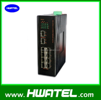 High Reliability Unmanaged Full Gigabit 8 ports 1000M Industrial Ethernet Switch