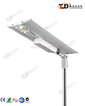 80w Stretched Aluminum Body Street Lights Item Type solar street led light