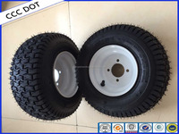 Whole Size of Hot Sale Pattern lawn mower tires with DOT/E4 Certification
