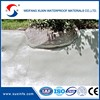 Elastomeric roof coating roll on polyurethane water proof